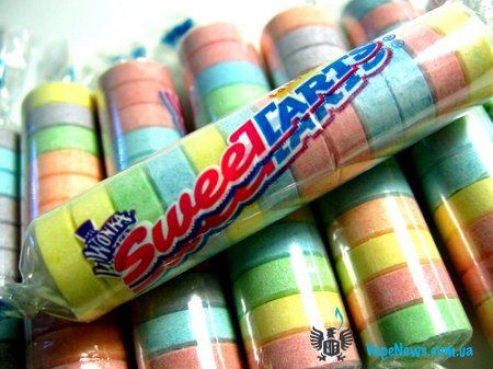 Рецепт жидкости Sweet Tarts (Kiwi Or Blueberry)
