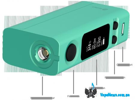 Инструкция по эксплуатации Joyetech eVic VTC-Mini