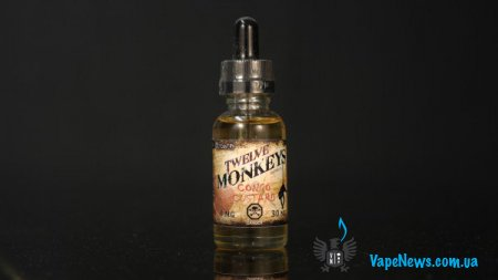Рецепт жидкости CONGO CUSTARD E-LIQUID BY TWELVE MONKEYS VAPOR