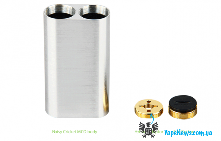 Обзор Wismec Noisy Cricket