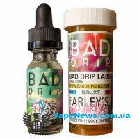 Рецепт жидкости Bad Drip Farley's Gnarly Sauce