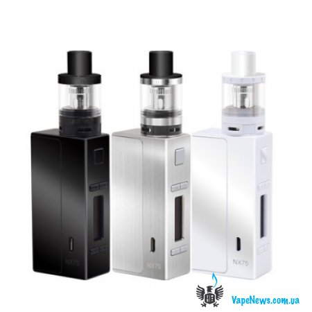 Обзор Aspire EVO 75 Starter Kit