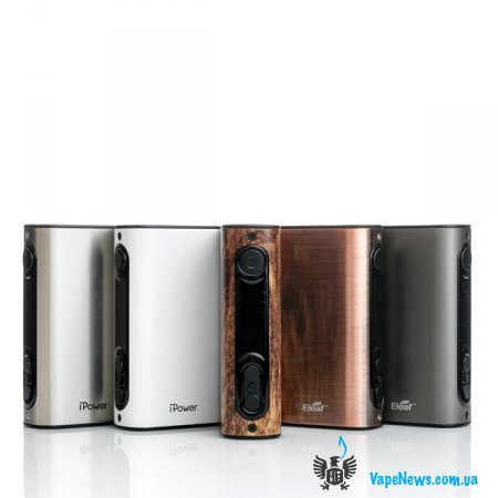 Обзор Eleaf iPower 80W TC Box Mod