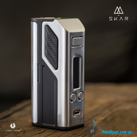 Обзор Lost Vape Skar DNA75 BoxMod