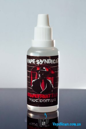 Обзор жидкостей от Vape Syndicate Ukrainian Custom - Standart