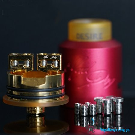 Обзор Desire Mad Dog RDA