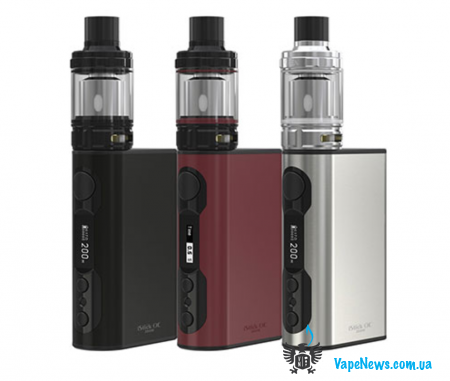 Обзор Eleaf iStick QC Kit