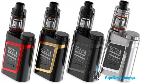 Обзор SMOK Alien AL85 Kit 85W