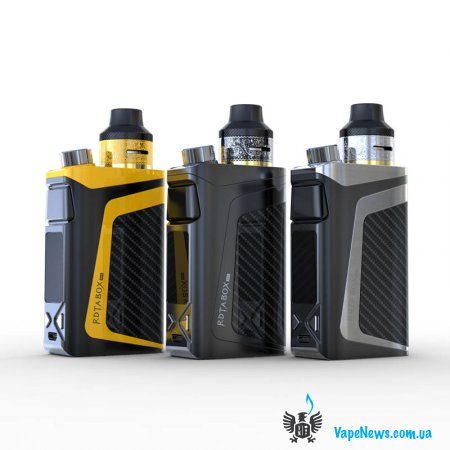 Обзор IJOY RDTA BOX Mini Full Kit