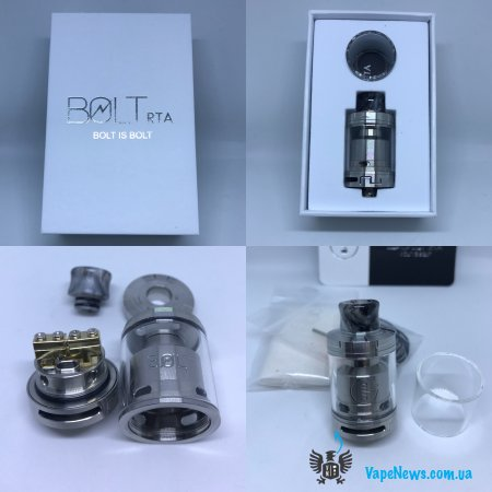 Обзор BOLT RTA от Godria Innovations