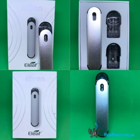 Обзор Eleaf Elven Kit